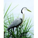 Great Blue Heron Pest Deterrent